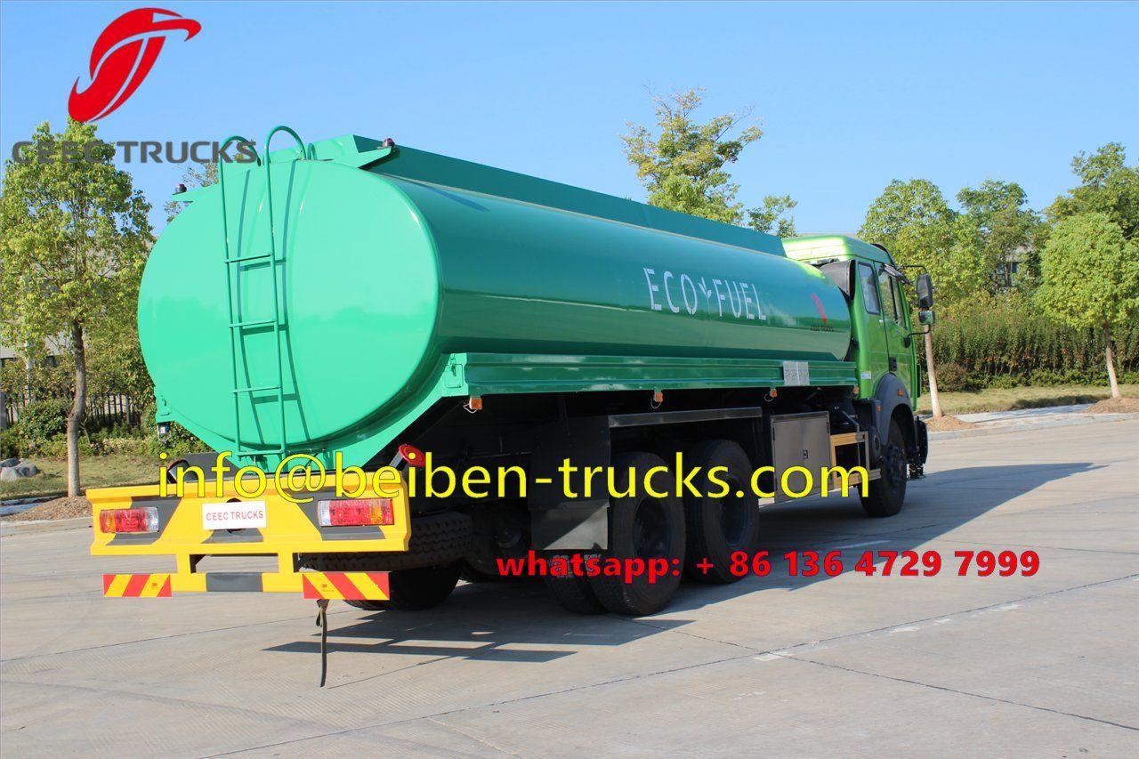 Beiben 10 Wheeler Fuel Truck With 20 Cbm Capacity Fuel Truck Trucks Fuel