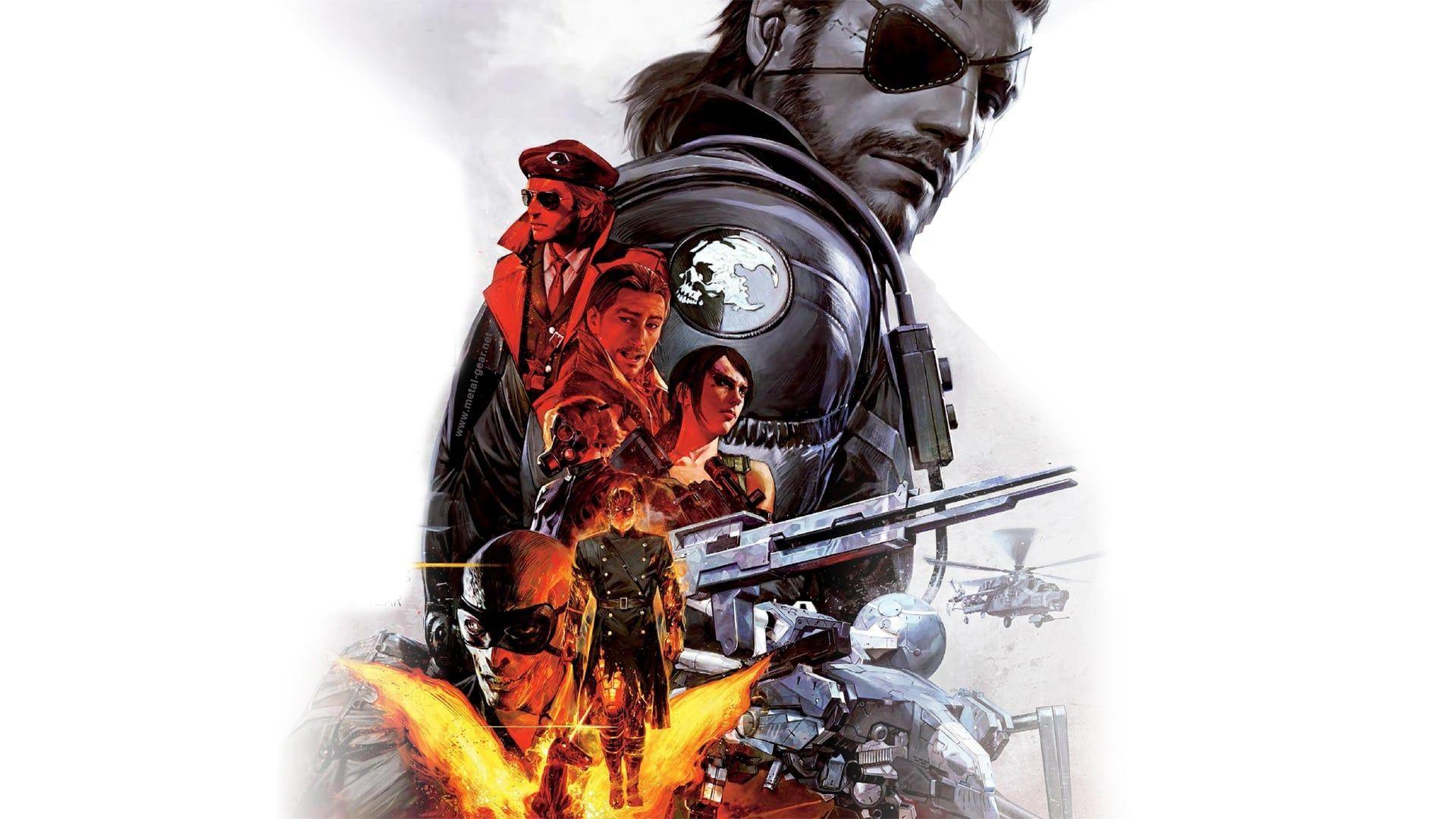 Metal Gear Solid 5 The Phantom Pain HD wallpapers