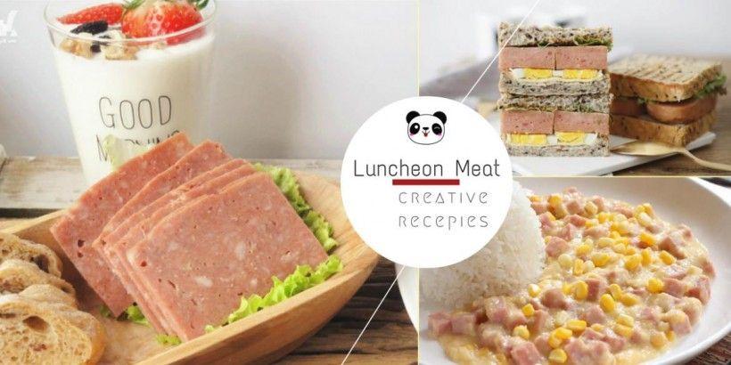 【美食】{午餐肉}创意料理!别再午餐肉煎蛋了!你绝对意想不到的{午餐肉}料理大放送!附上视频