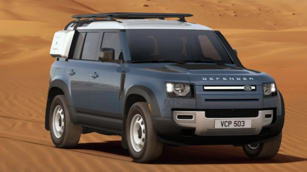 The 2020 Land Rover Defender Online Configurator Is Live And I Built This Absolute Stunner Land Rover Defender New Land Rover New Land Rover Defender