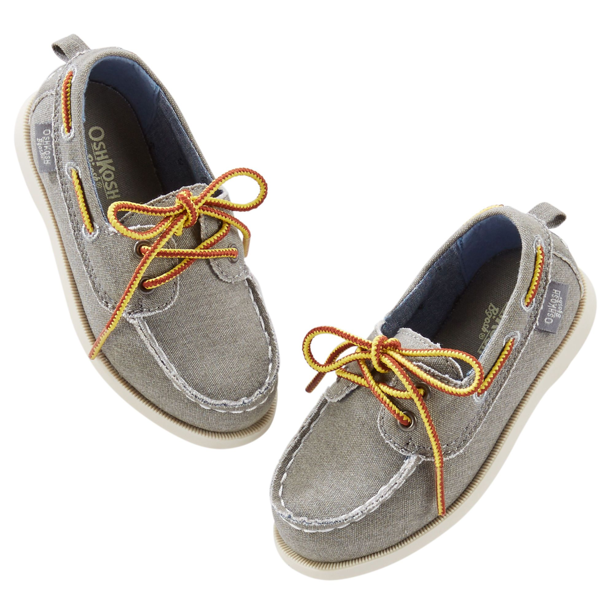 OshKosh Boat Shoes
