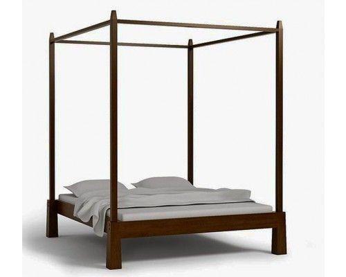 lit baldaquin bois lits pinterest lit baldaquins baldaquin et lits. Black Bedroom Furniture Sets. Home Design Ideas