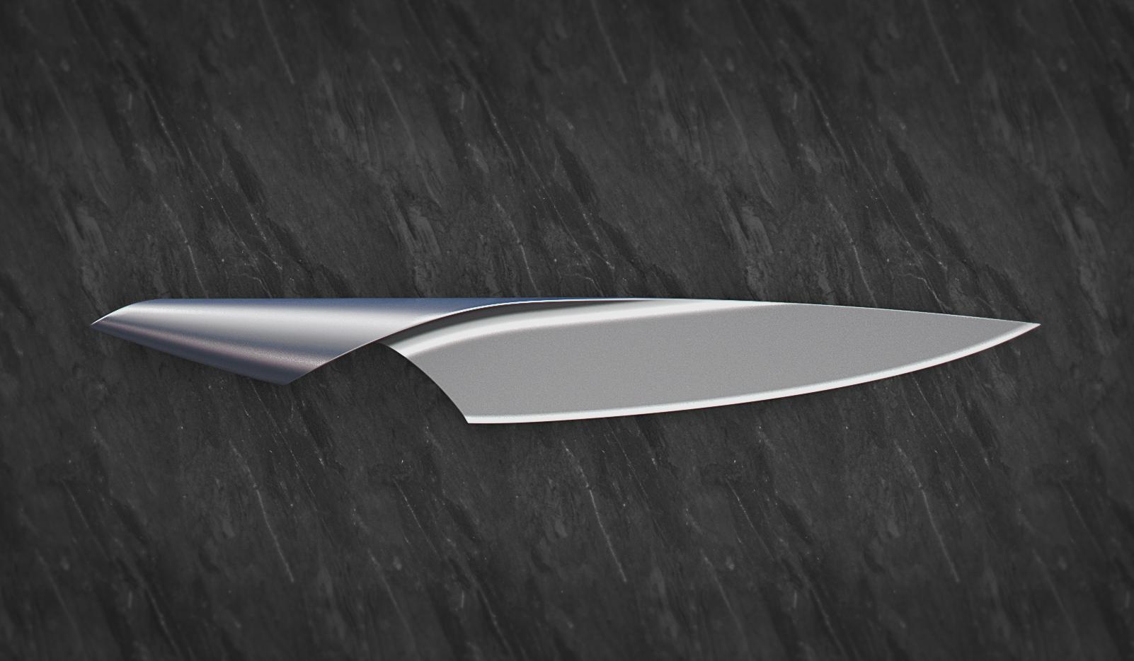 Saito Knife Cutlery Design Knife Design Industrial Design Sketch