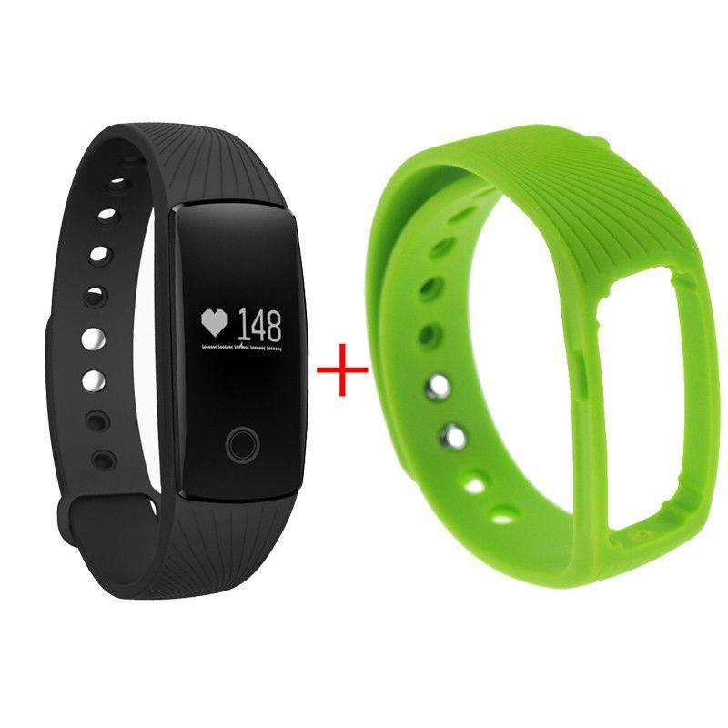 Activity Tracker Monitor Cardiaco Smartband Heart Rate Fit Bit Miband 2