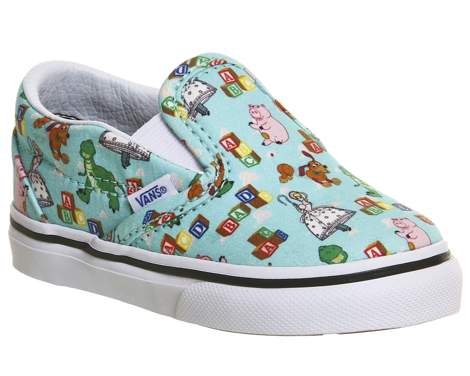 Vans Classic Slip On Toddlers Andys