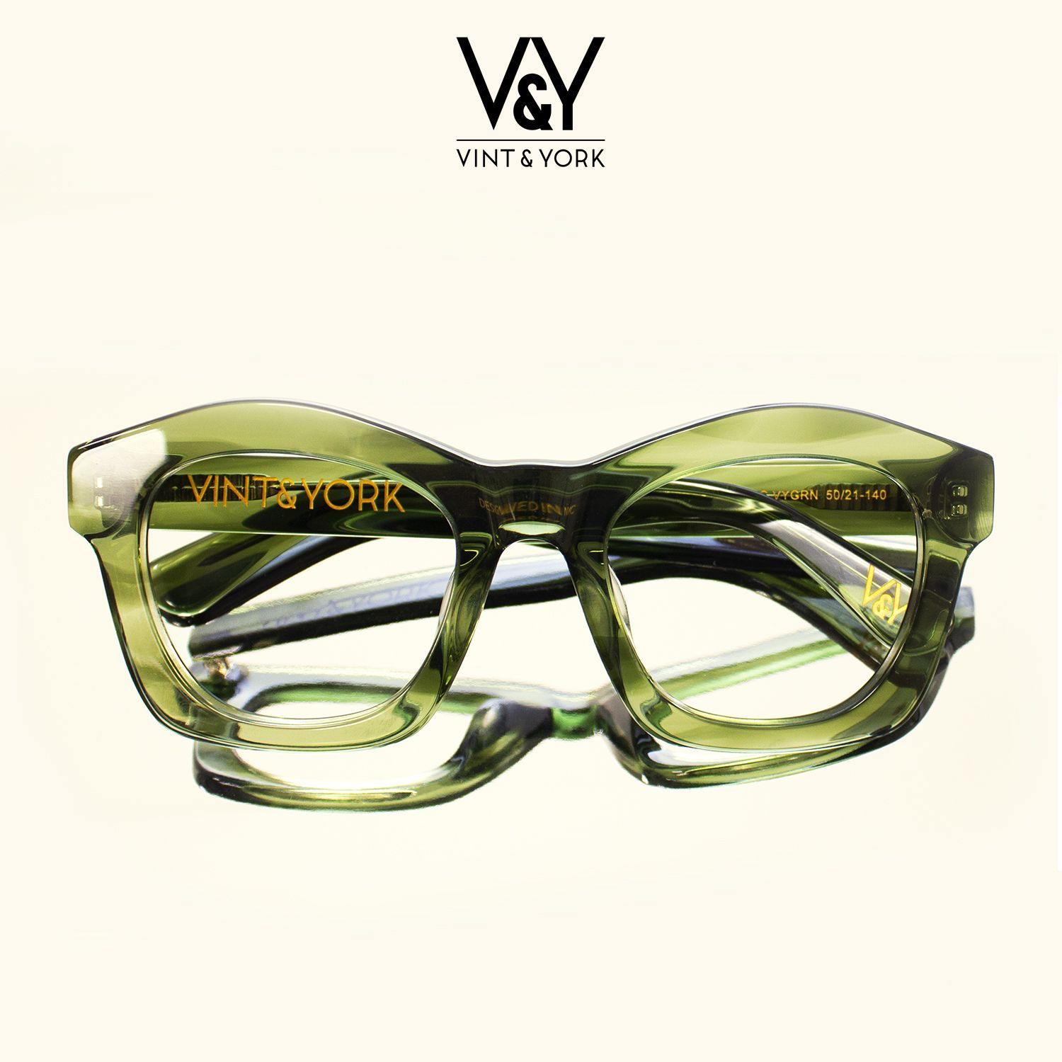 9c5a2c330887 Our beautiful Belle frame in Nori green. Suitable for all face shapes and a  perfect compliment to any style. Find it at Vint   York.