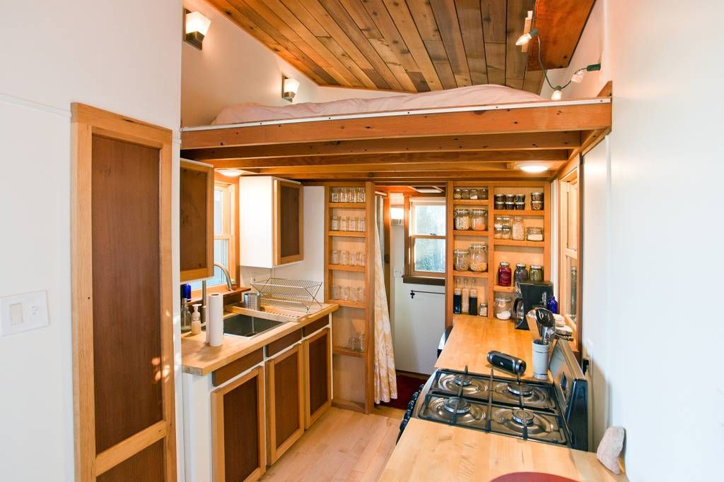 Alberta Rustic Modern Tiny House - Casas en alquiler en Portland, Oregón, Estados Unidos