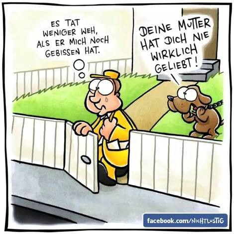 Nichtlustig Cartoon Very Funny Cartoon Lustig Lustig Humor Witzig