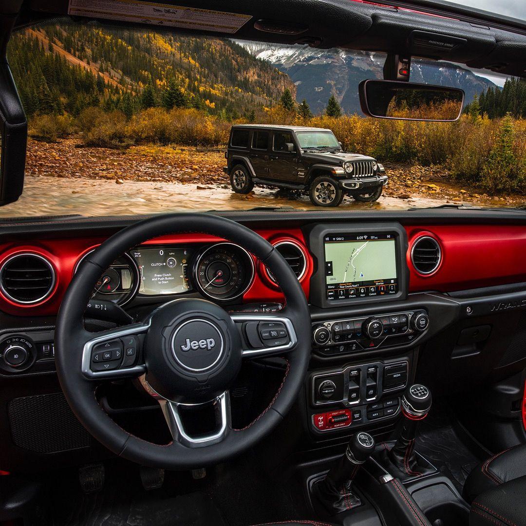 New 2018 Jl Wrangler Jeep Wrangler Interior Jeep Wrangler Accessories