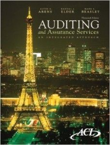auditing & assurance services pdf