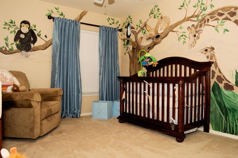 Babyzimmer Gestalten Babyzimmer Deko Babyzimmer Mädchen Babyzimmer  Einrichten