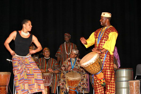 African Music History,Music History of Africa,History of African ...