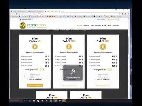 Quieres Ganar dinero con CobraBitcoin??? EL PROPIO DUEÑO DEL SISTEMA EXP...
