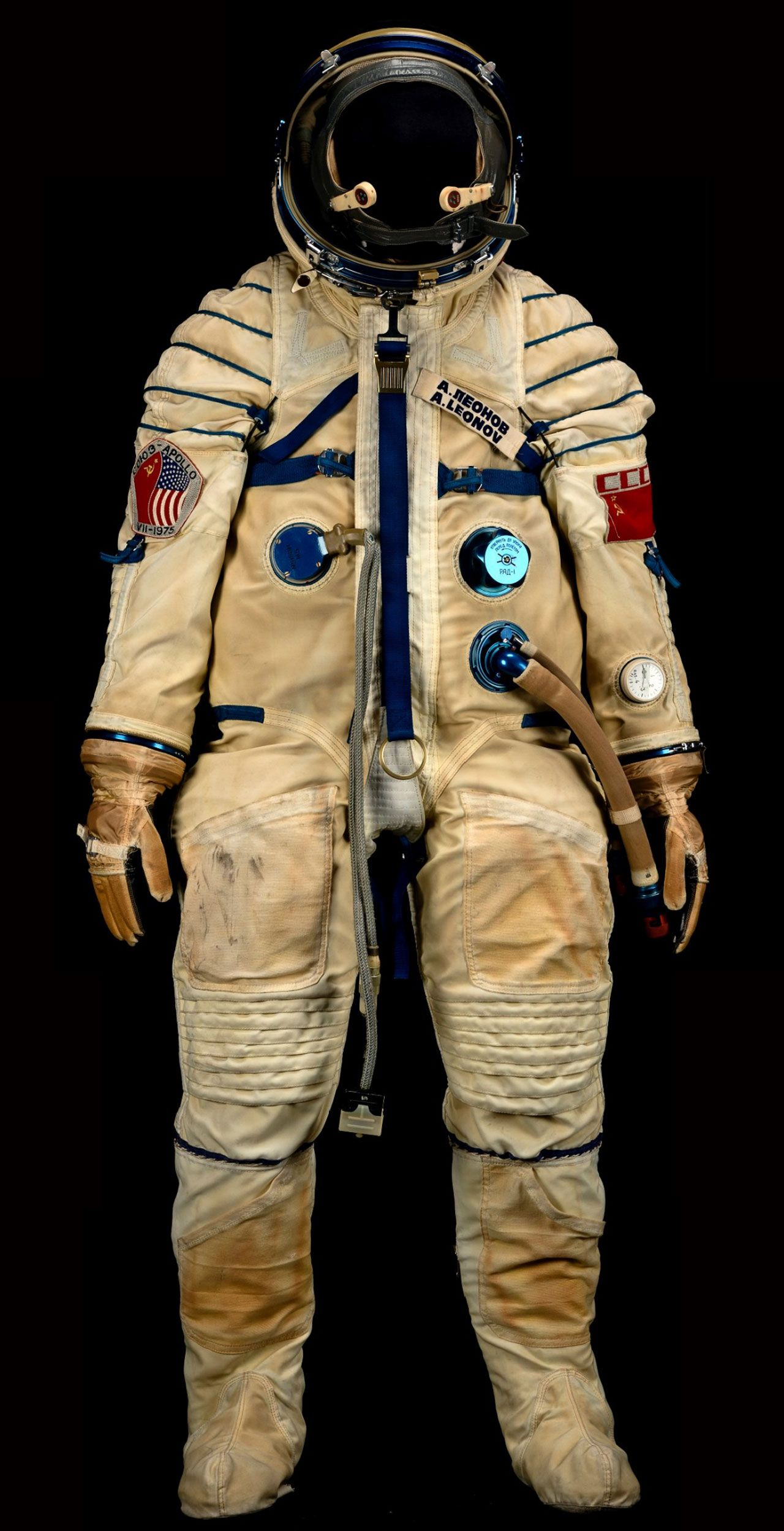 apollo 7 space suits - photo #17