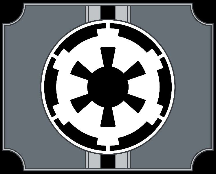 You Say My Pin Of The Galactic Republic Flag Now Heres The Flag Of