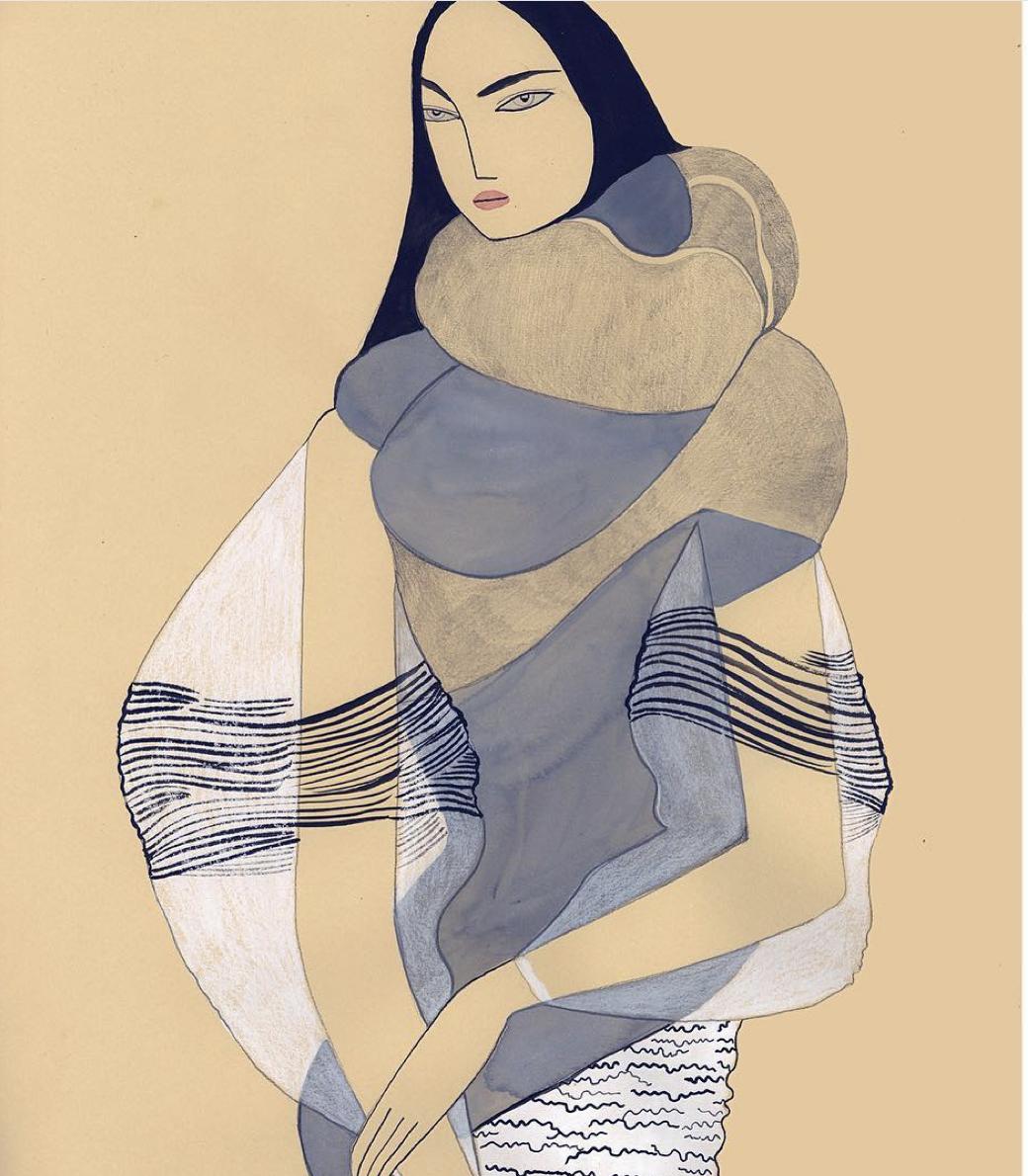 J.W. Anderson Fall Winter 2016 by Kelly Beeman