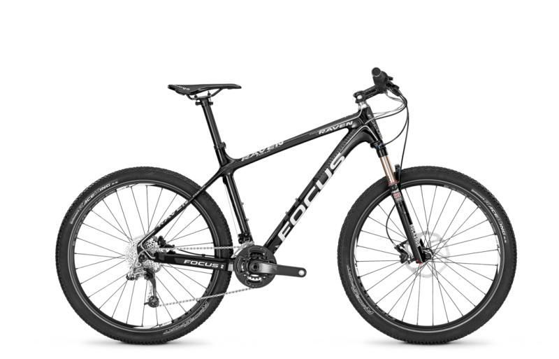 2013 Focus Raven 1 0 20-G | Mountain Bike Components and