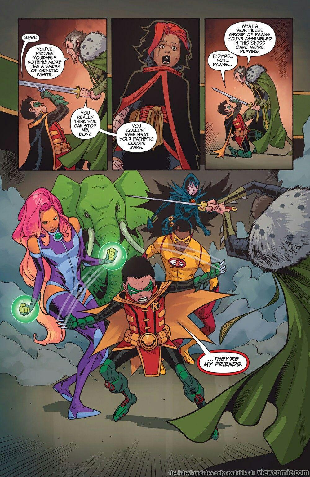 read-teen-titans-comics-online