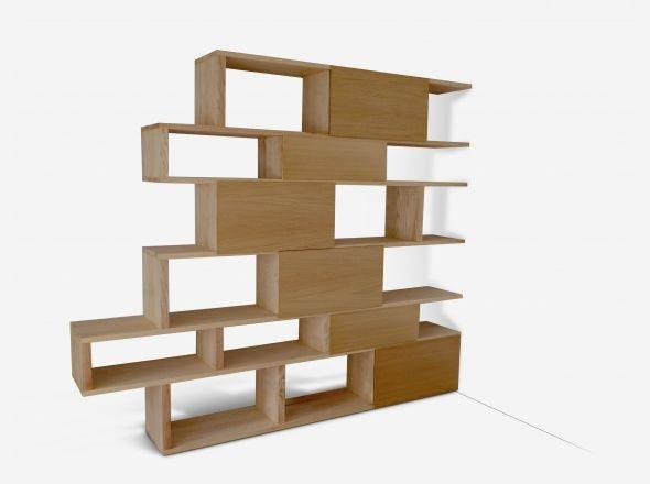biblioth que de s paration d c o m a i s o n pinterest separar separadores de ambiente. Black Bedroom Furniture Sets. Home Design Ideas