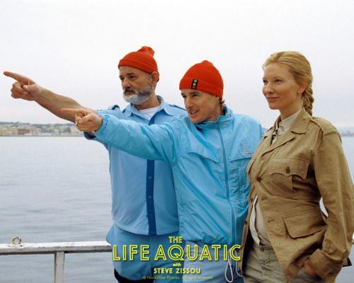 Bill Murray Life Aquatic Costume