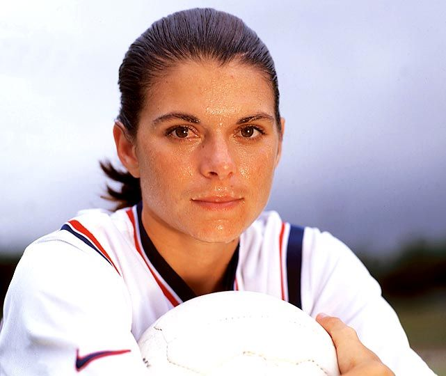 Image result for Mia Hamm