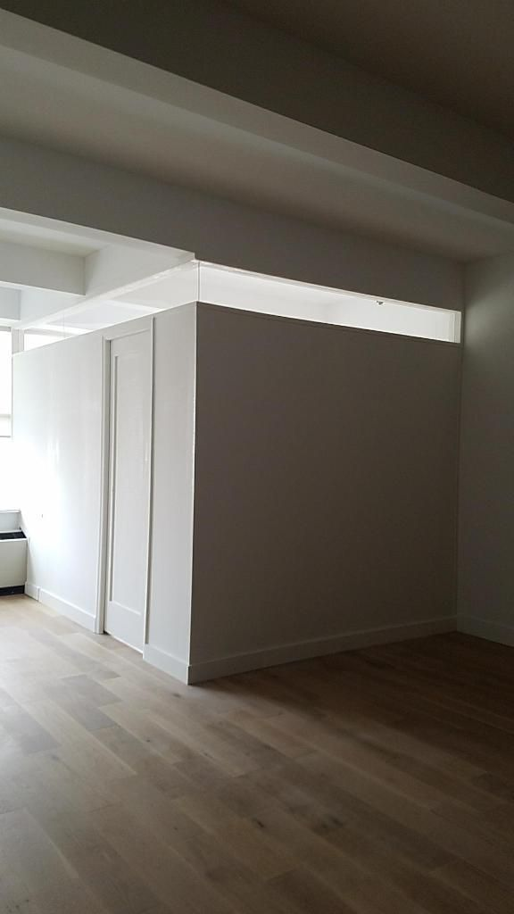 L Shaped Room Partition