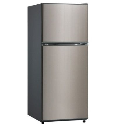 Equator Midea 12 Cu Ft Top Freezer Refrigerator Overall 59 8 H X 24 02 W X 29 5 Apartment Refrigerator Top Freezer Refrigerator Outdoor Kitchen Appliances