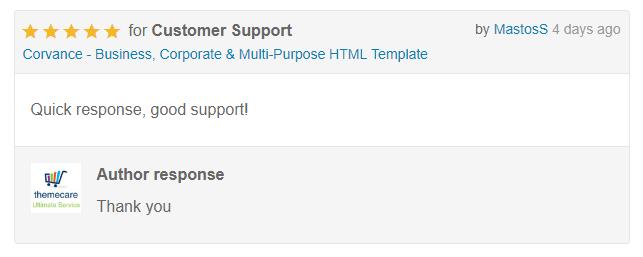 Corvance Business Corporate Multi Purpose Html Template
