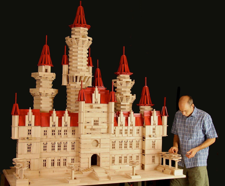 el castillo de shrek kapla the most ingenious toy o. Black Bedroom Furniture Sets. Home Design Ideas