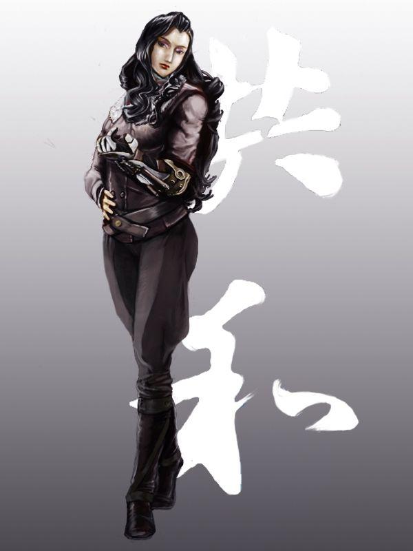 Asami sato by 30601064.deviantart.com on @DeviantArt
