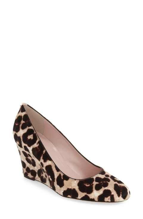 9b58971803a9 kate spade new york  amory  round toe wedge pump (Women)