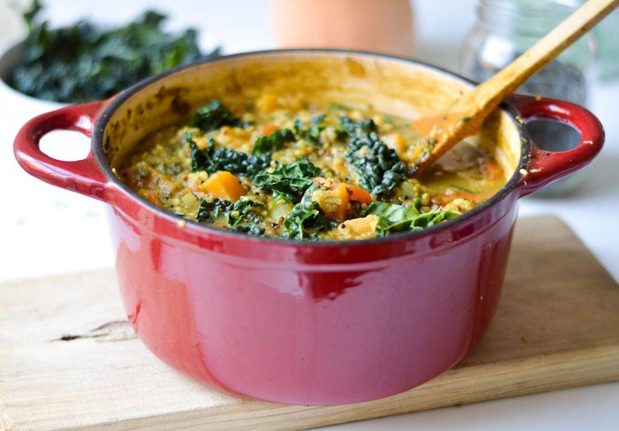 Lush Lentil Soup Lentil Dishes Lentil Soup Recipes