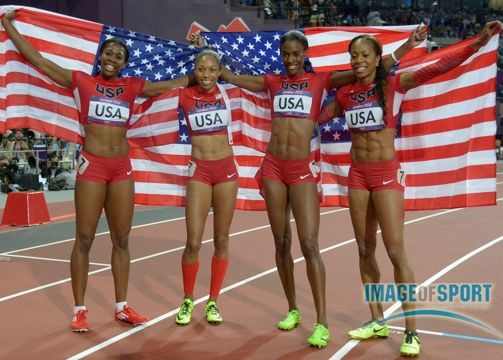 USA Women 4 x 400 Relay Golden Girls #Gold Medal. Nike Shoes CheapCheap NikeWomen  Running ...