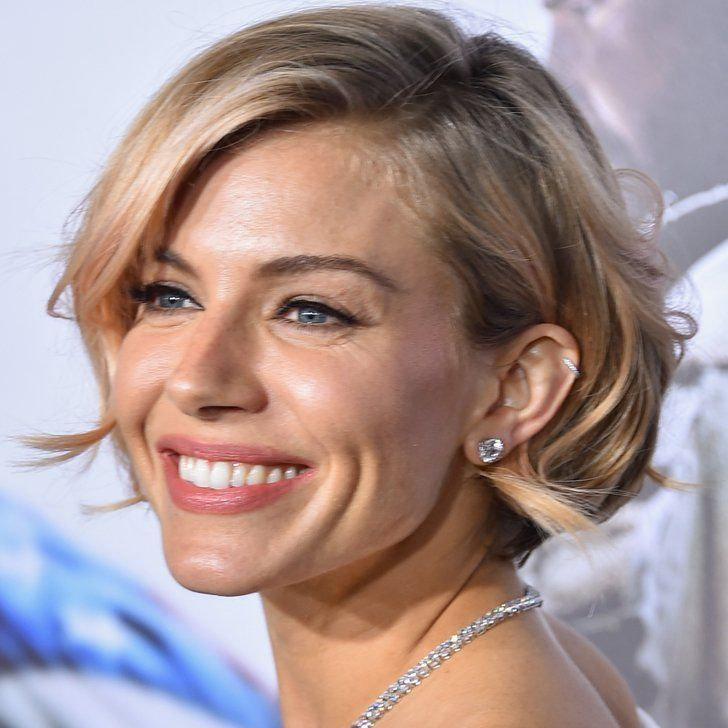 Image Result For Sienna Miller Short Hair Haircuts For Fine Hair