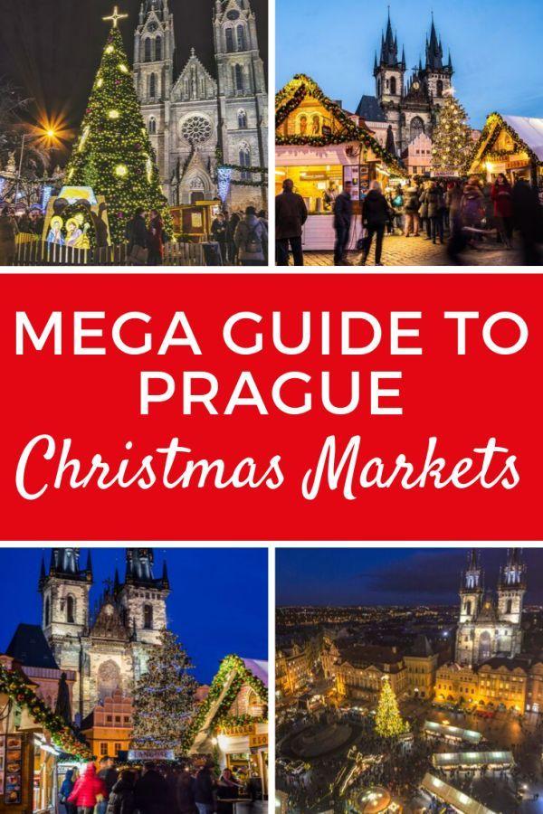 Prague Christmas Market MEGA Guide 2020 A Very Merry