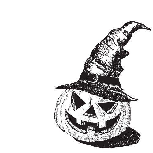 Dibujos de calabazas de Halloween para colorear printable pumpkin