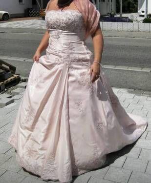 Brautkleid Hochzeitskleid Festliches Kleid kurz Gr ...