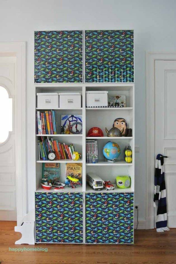 pimp my besta ikea meets hamburger liebe cool kids rooms kinderzimmer pinterest. Black Bedroom Furniture Sets. Home Design Ideas