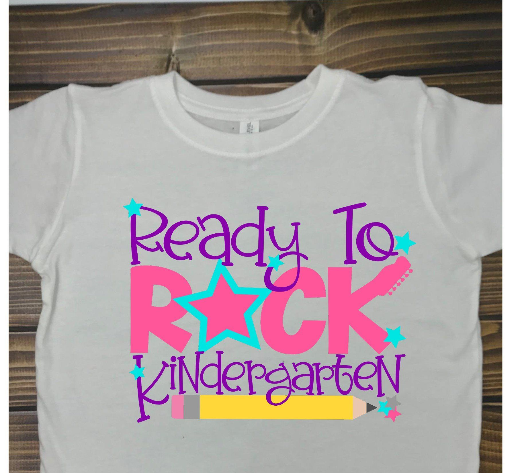 Kindergarten Shirt Graphic Tee