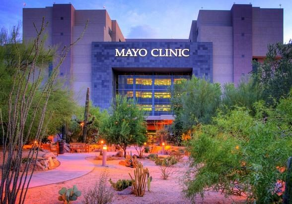 It would be a dream come true to work here  Mayo Clinic  Phoenix, AZ