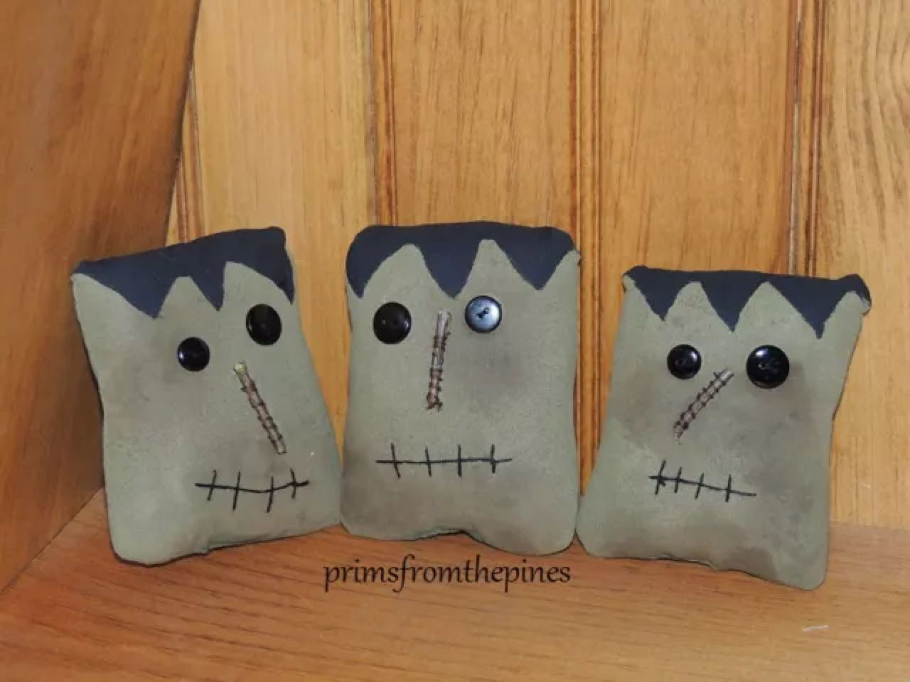 Pin by Gwen Milledge on Primitive Ornies Pinterest Halloween - Pinterest Halloween Decorations