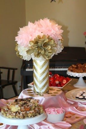 pink and gold party supplies PinkGoldParty3copyjpg