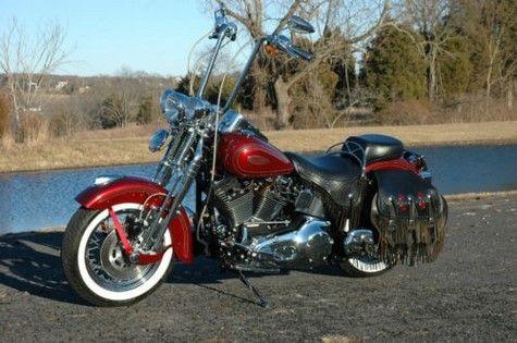 Used 2000 Harley Davidson Hrtgsftlsprg For Sale In Atlanta Ga