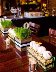 Centerpieces for gala dinner sports theme google search big sky centerpieces for gala dinner sports theme google search junglespirit Images