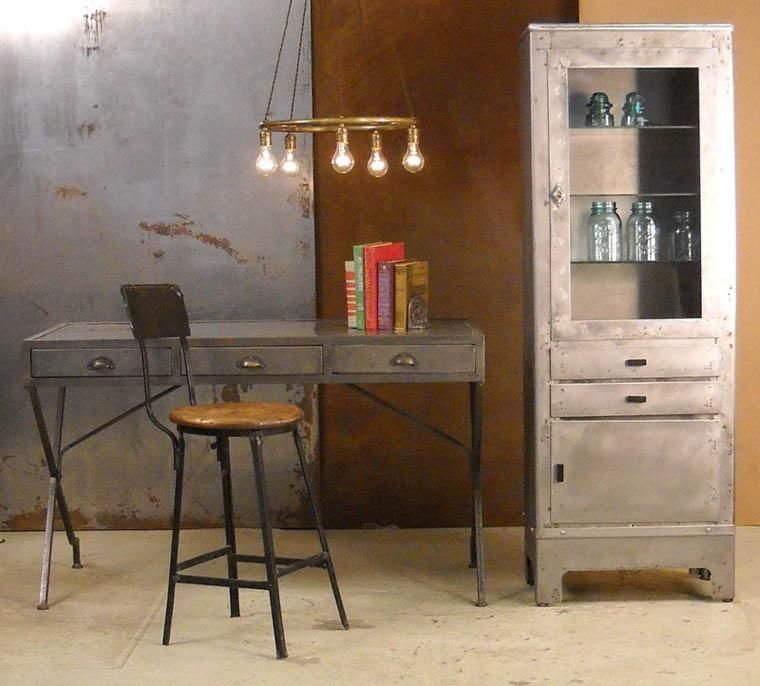 Recycled Industrial Items For The Home. From Poetichome