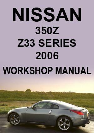 nissan 350z 2003 workshop manual professional user manual ebooks u2022 rh justusermanual today 2007 Nissan 350Z 2003 nissan 350z workshop manual