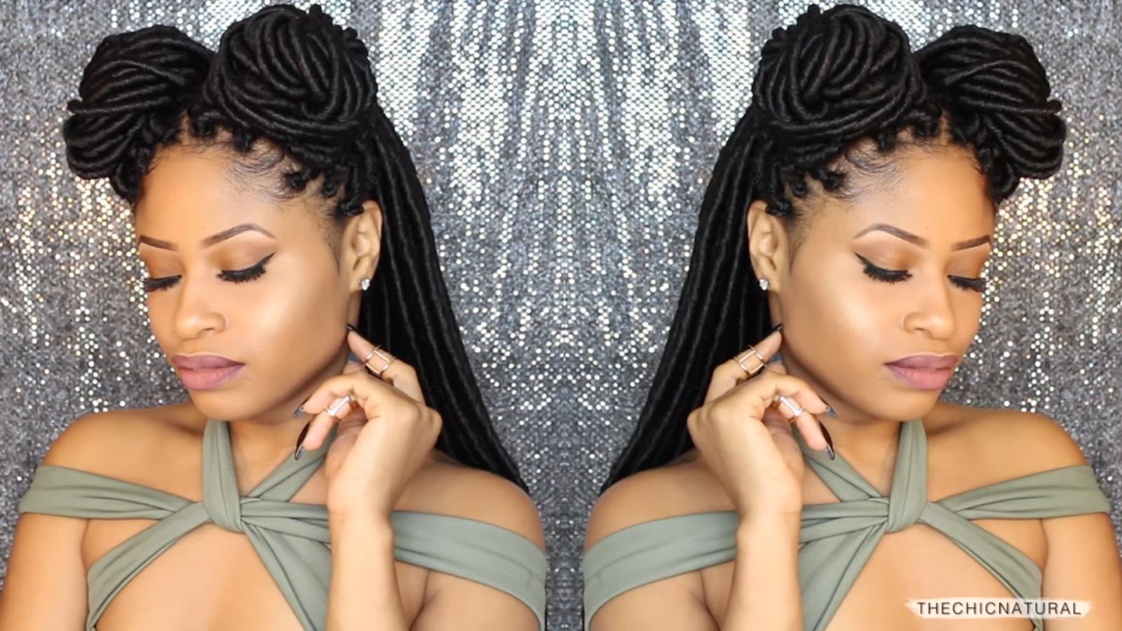 Crochet Individual Faux Locs Find Your Perfect Hair Style
