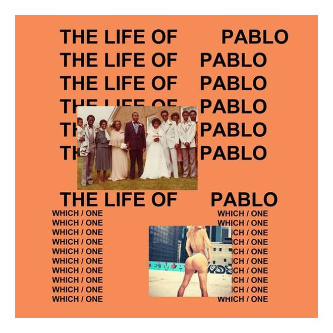Kanye West Streaming The Life Of Pablo Album Launch Event Online Watch It Here Cool Album Covers Rap Album Covers Kanye West Albums
