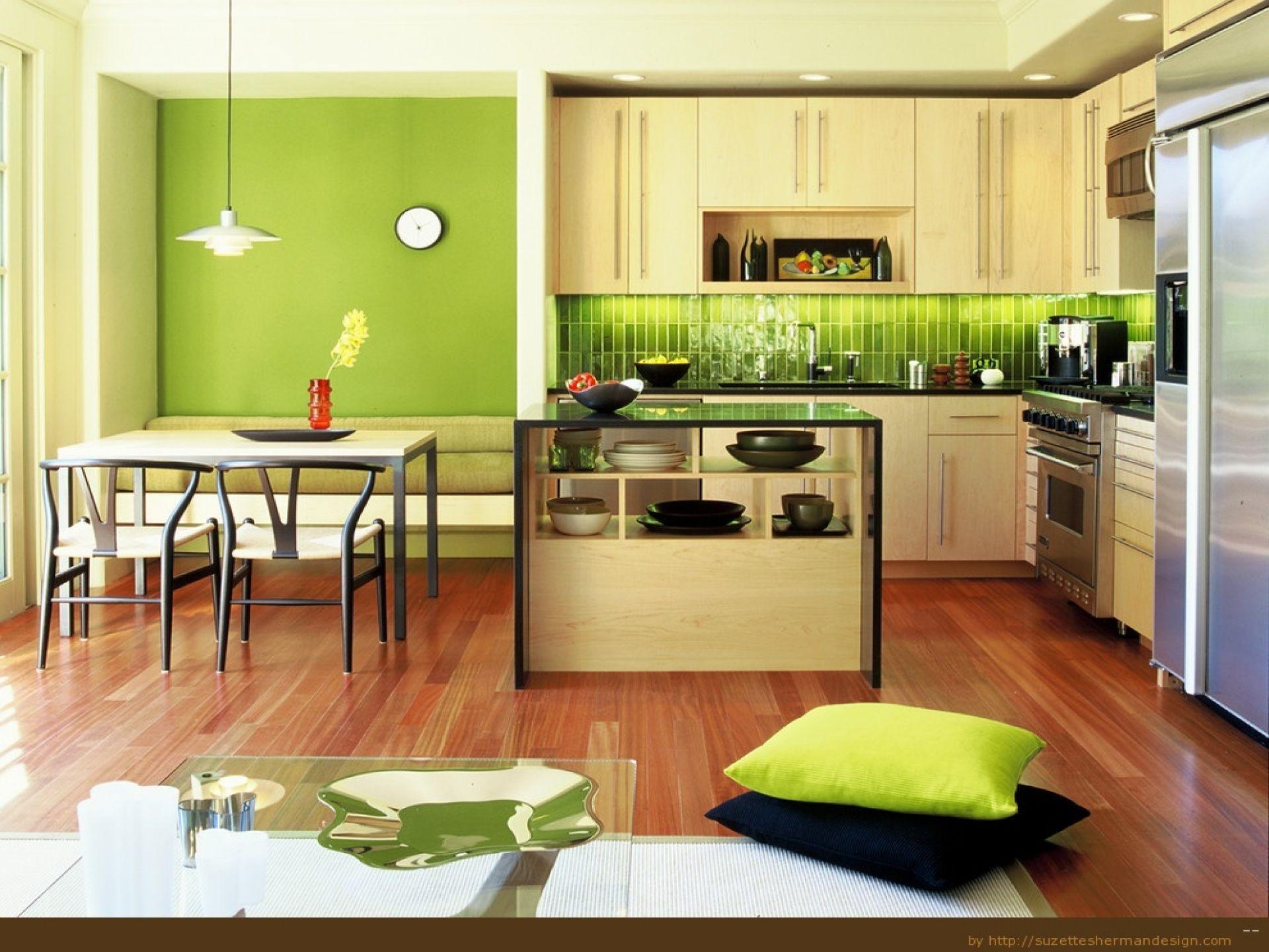 цвет стен кухни сочетание цветов фото брюки