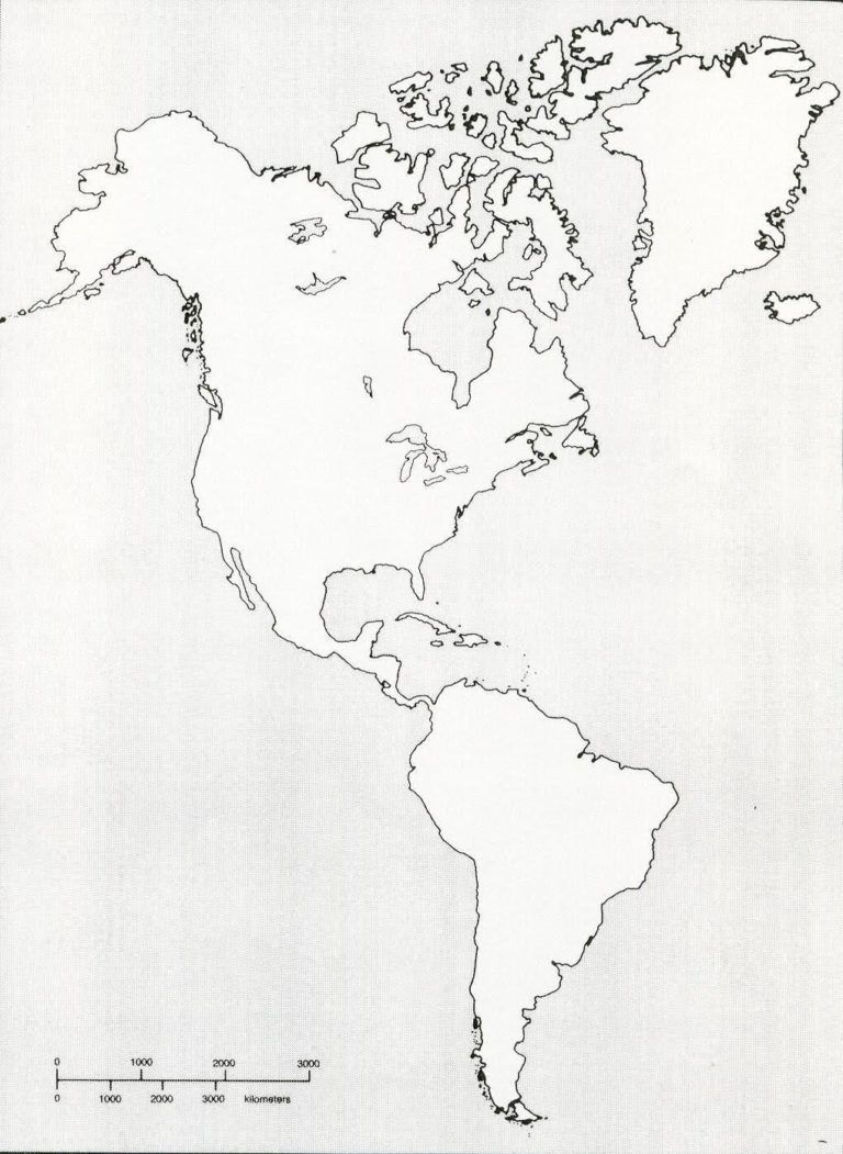 image regarding Western Hemisphere Map Printable named Printable Blank Map Of Western Hemisphere Diagram With X